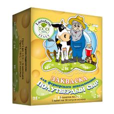 Закваска «Полутвердый сыр» Lactoferm ECO - на 250 литров молока